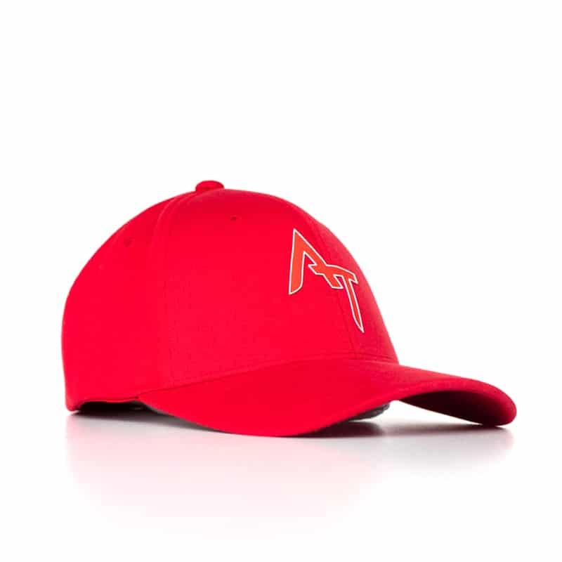 Casquette rouge Alexandre Texier