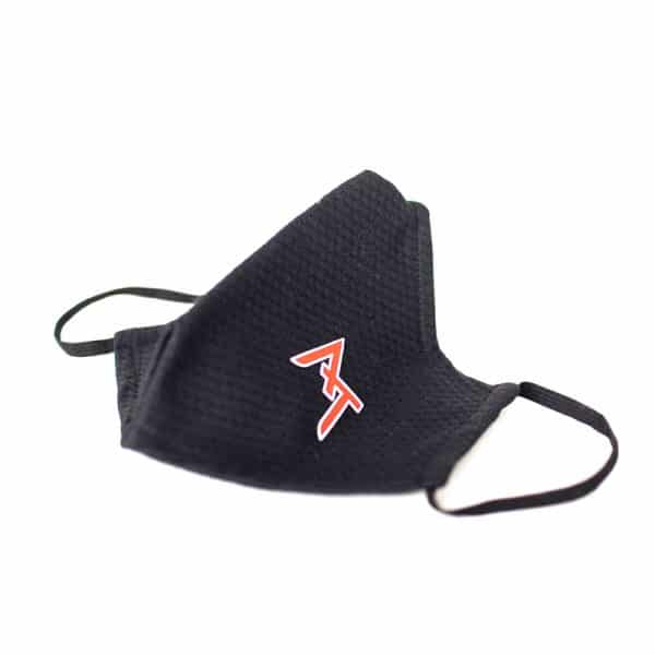 Masque protection noir Alexandre Texier